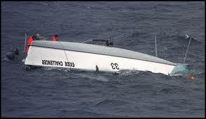 regata naufragada