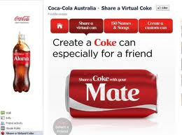 create a coke with a friends