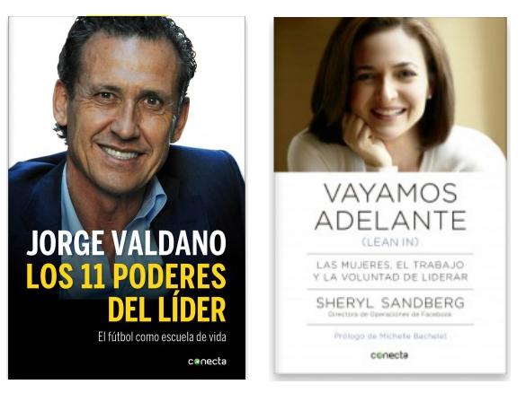 Libros para liderar personas, incluido uno mismo
